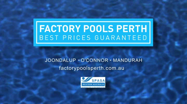 Factory Pools Perth