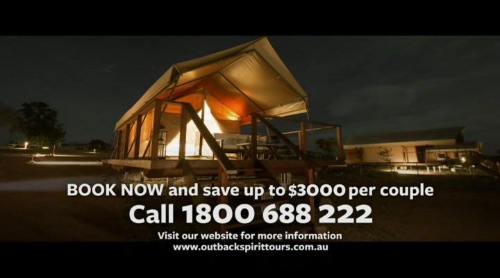 Outback Spirit Tours