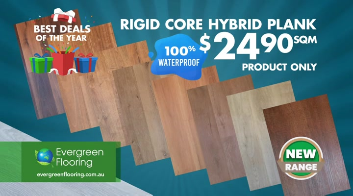 Evergreen Flooring