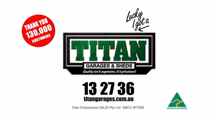 Titan Sheds