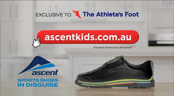 Ascent Footwear