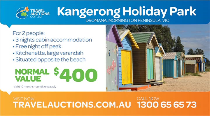 TravelAuctions.com.au