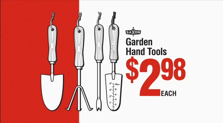 Adgile media real time media analytics for Gardening tools bunnings
