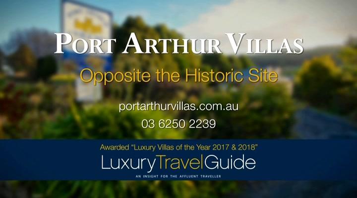 Port Arthur Villas