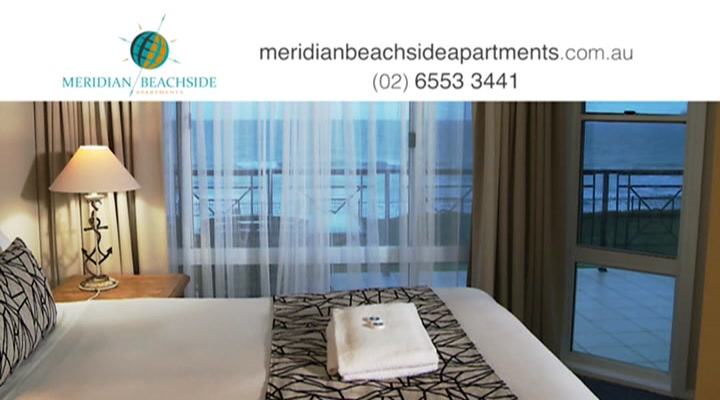 Meridian Beachside Apartments