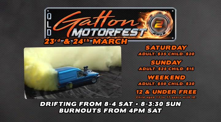 Gatton Motorfest