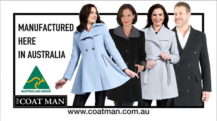 The Coat Man