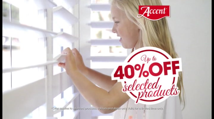Accent Blinds