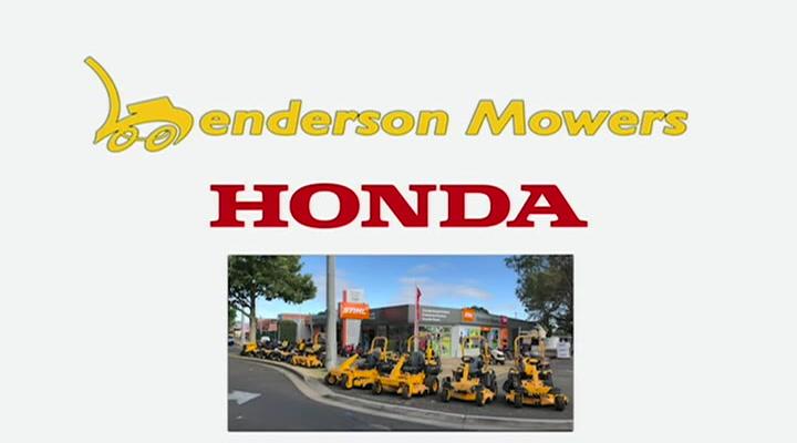 Henderson Mowers