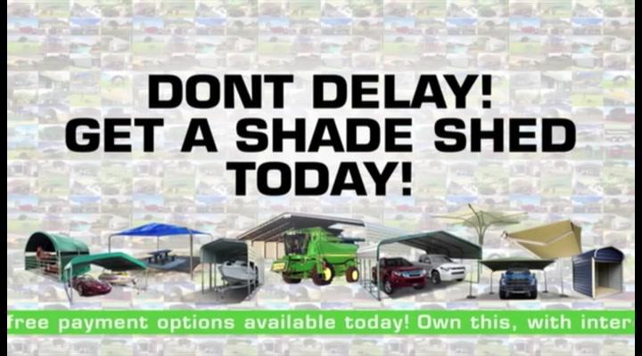 QLD Shade Sheds
