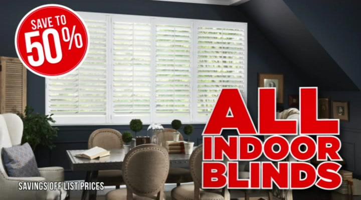 Burns for Blinds