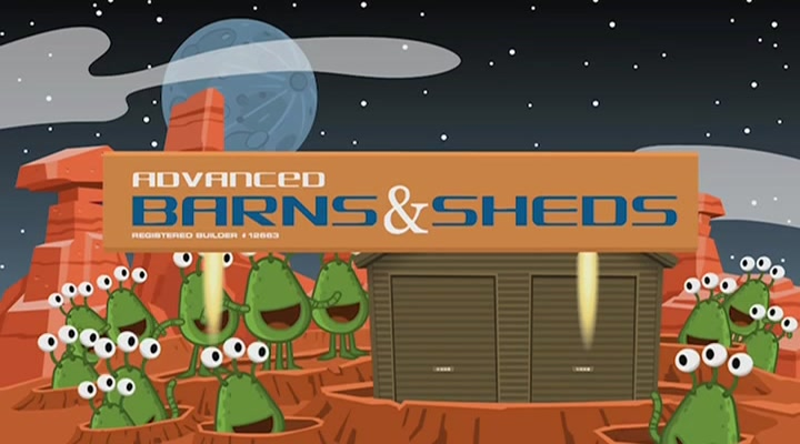 Advanced Barns & Sheds