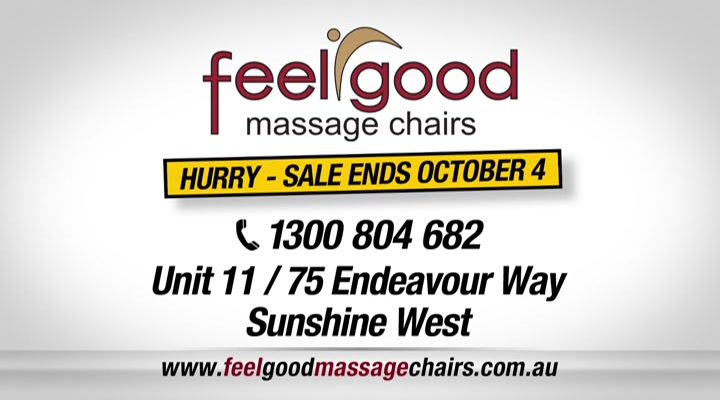 Feel Good Massage Chairs