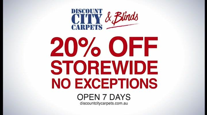 Discount City Carpets