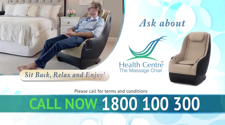 Health Centre Massage Chair