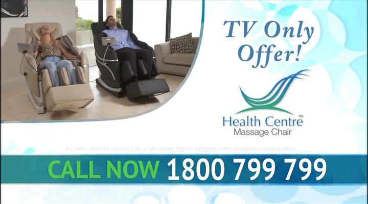 Health Centre Massage Chair