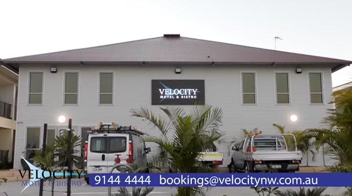 Velocity Motel & Bistro