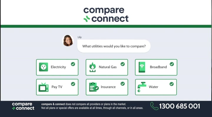 Compare & Connect