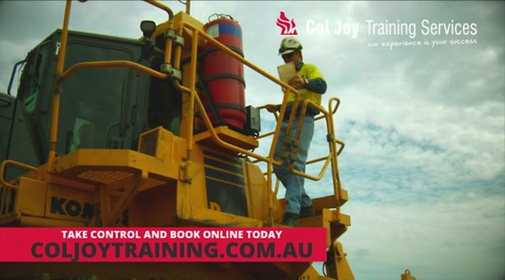 Col Joy Training