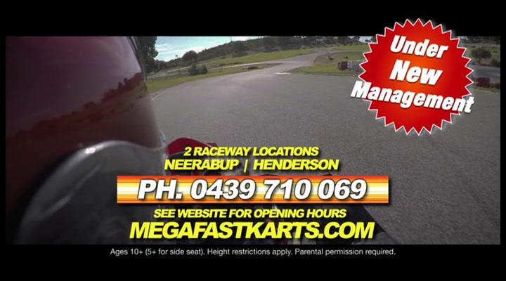 Mega Fast Karts