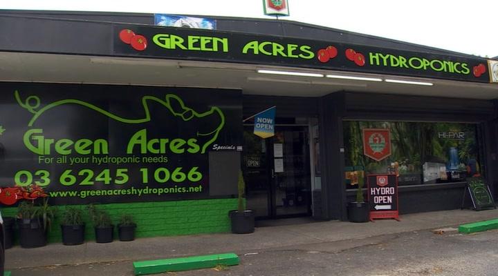 Green Acres Hydroponics