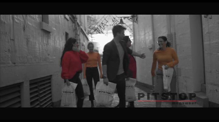 Pit Stop Menswear