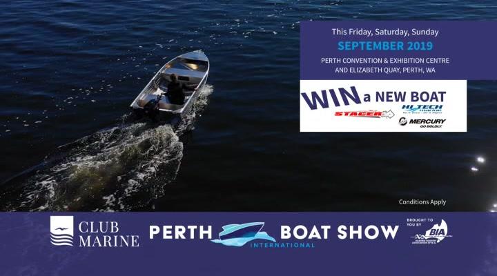 Perth International Boat Show