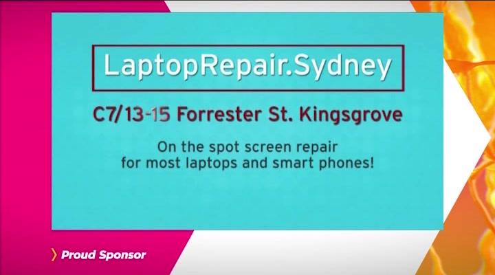 Laptop Repair Sydney