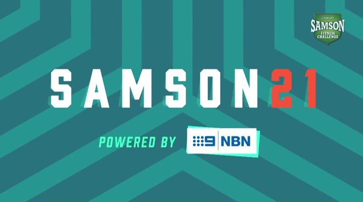 Lismore Samson Fitness Challenge