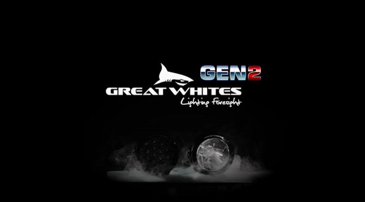 Great Whites LED