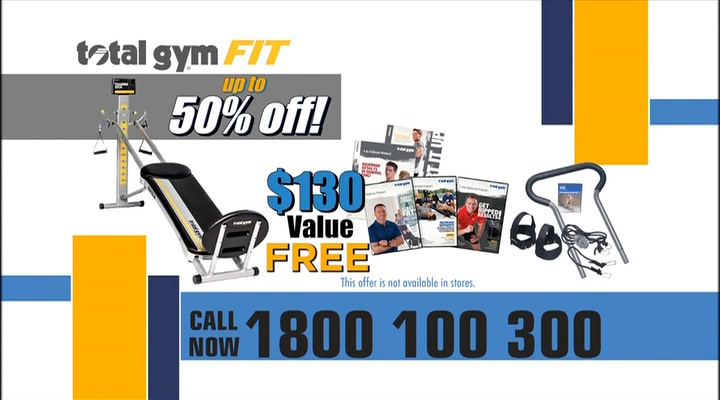 Total Gym Fit Australia