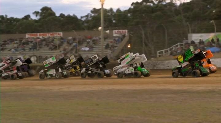 Solo Hobart Speedway