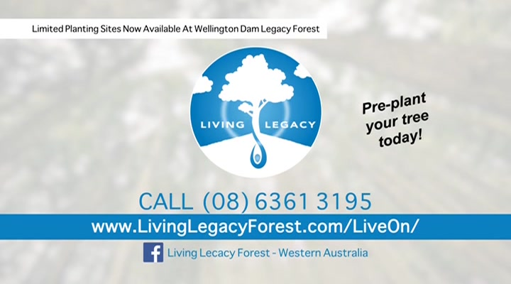 Living Legacy Forest