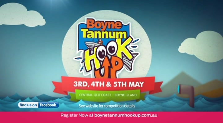 Boyne Tannum Hook Up