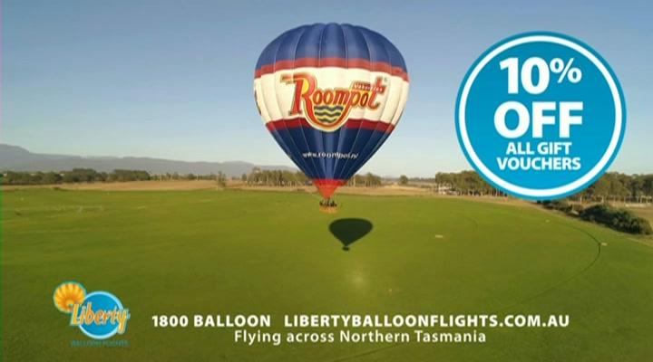 Liberty Balloon Flights