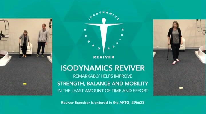 Isodynamics Reviver