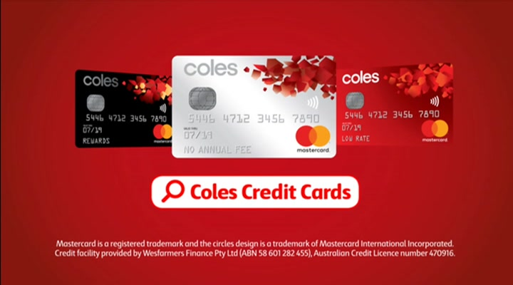 Coles Financial Services