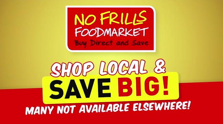 No Frills Foodmarket