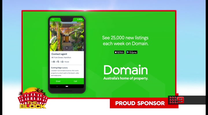 Domain Property App
