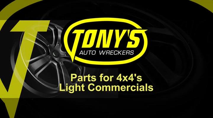 Tonys Auto Wreckers