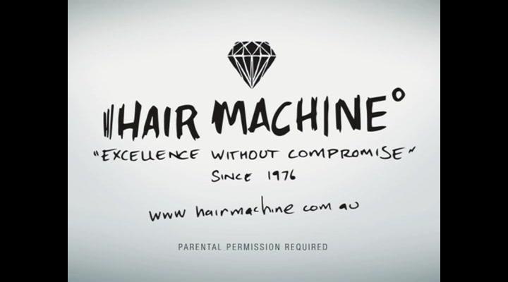Hair Machine