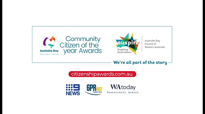 Citizen Of The Year Awards WA