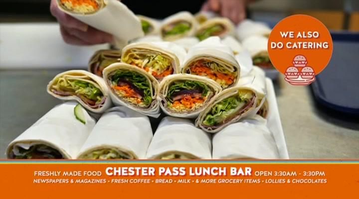Chester Pass Lunch Bar