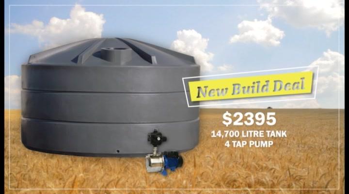 Global Poly Water Tanks