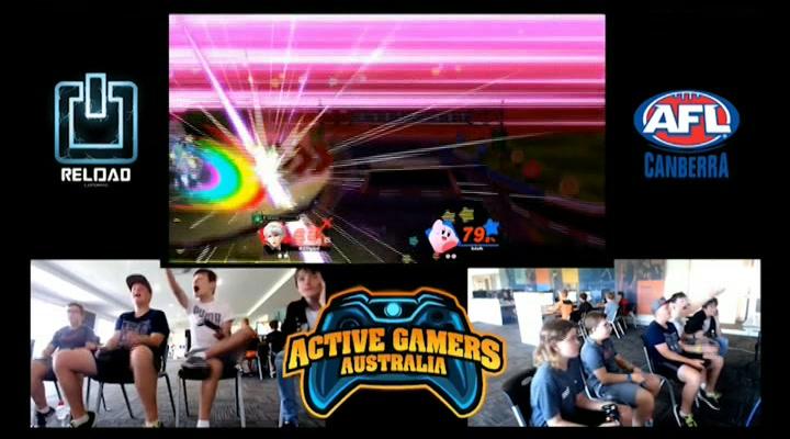 Active Gamers Australia