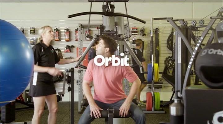 Orbit Fitness
