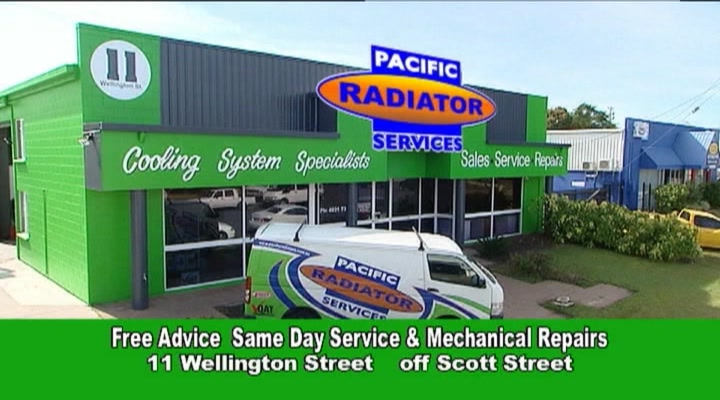 Pacific Radiator Services