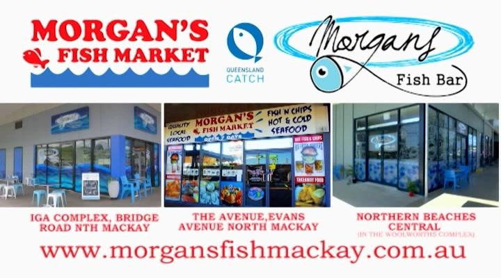 Morgan's Fish Market
