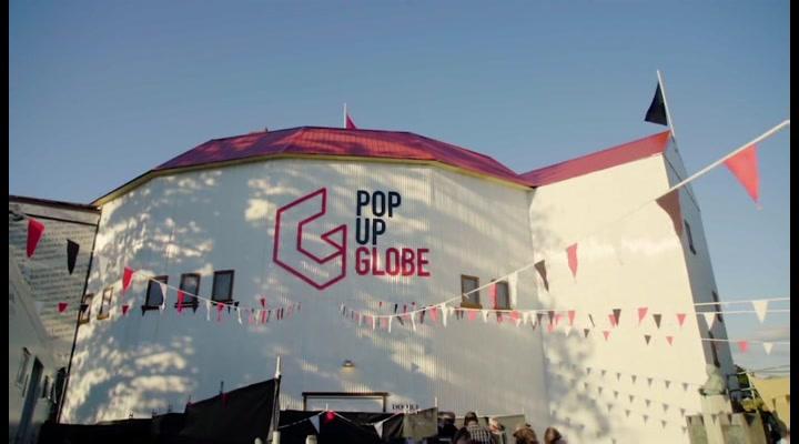 Pop-up Globe