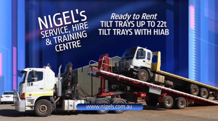 Nigel's Service Centre